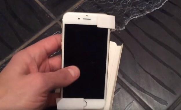 Tak może wyglądać nowy smartfon Apple /materiały prasowe