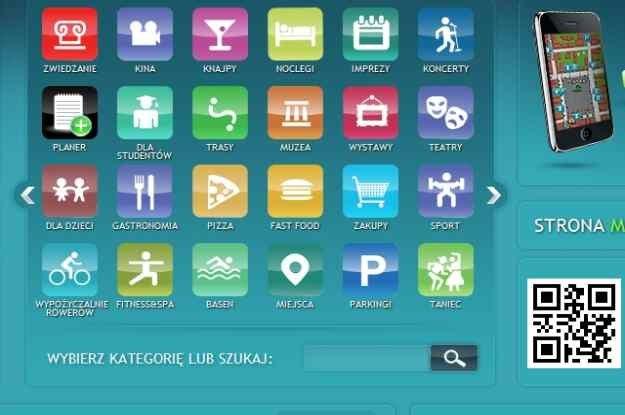 Tak prezentuje się interfejs aplikacji /materiały prasowe