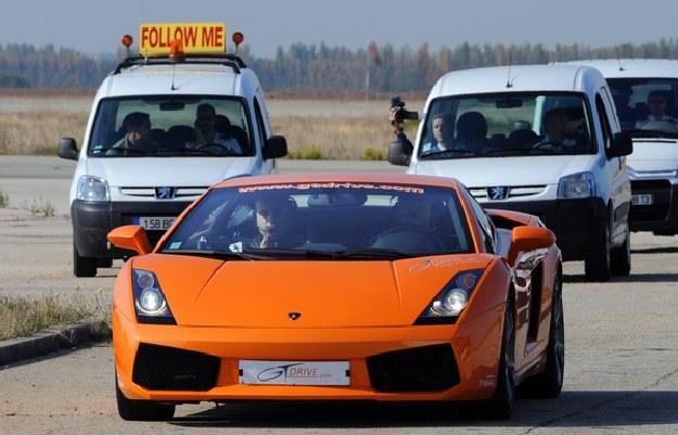 Tak prezentuje się Lamborghini Gallardo /AFP
