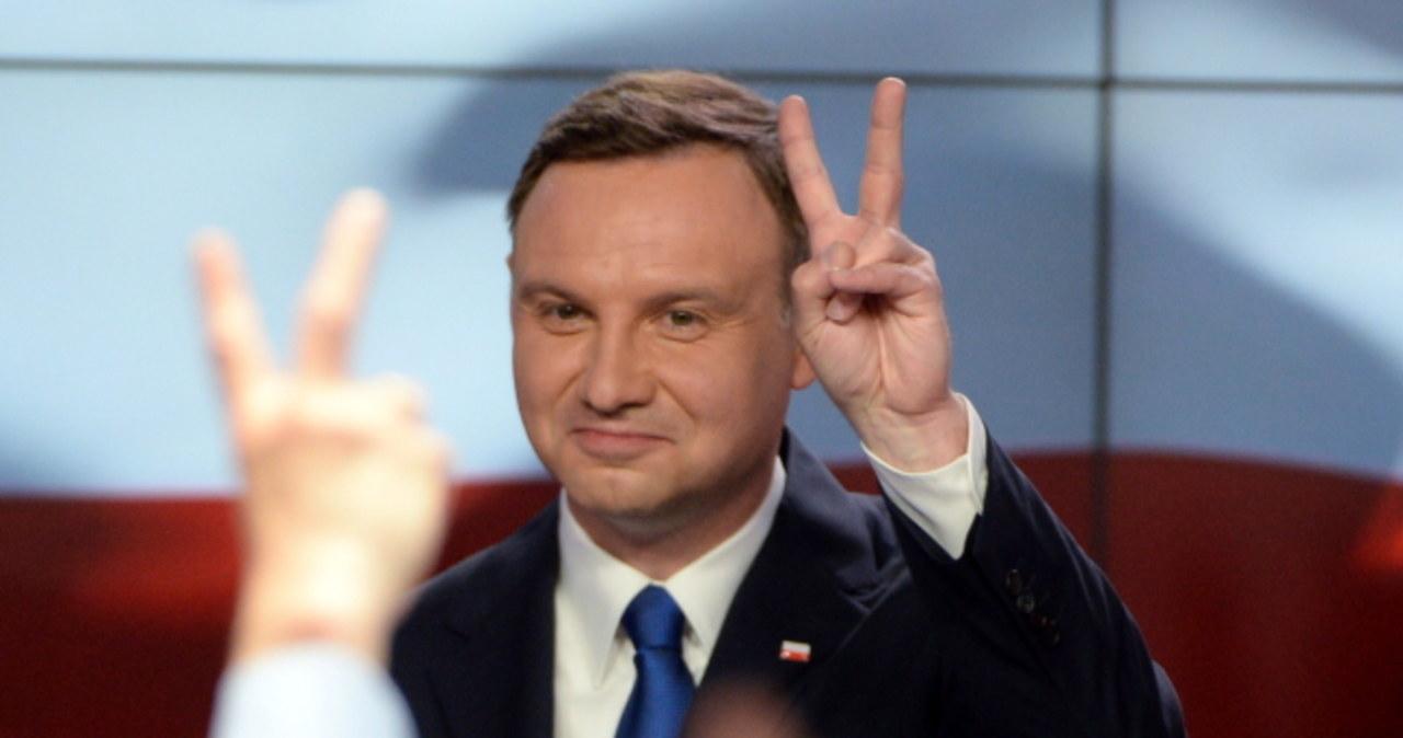 Tak sztab Andrzeja Dudy zareagował na sondażowe wyniki wyborów