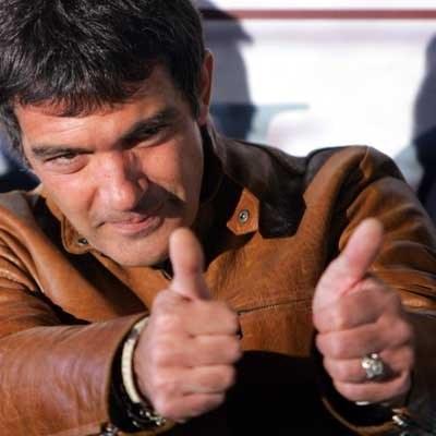 Tak trzymać, Antonio! /AFP