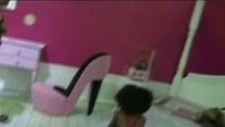"""Tak wygląda """"prawdziwy"""" dom lalki Barbie"""