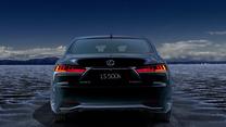 Tak wygląda Lexus LS 500h