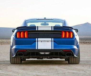 Tak wygląda Mustang, który ma 750 KM!