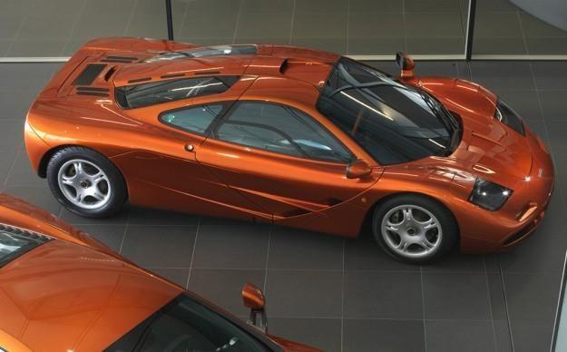 Tak wygląda oryginalny McLaren F1 /