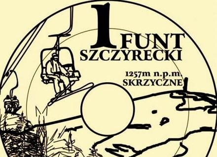 Tak wygląda projekt szczyreckiego funta/fot. ARC /Gazeta Codzienna