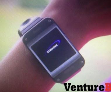 Tak wygląda Samsung Galaxy Gear?
