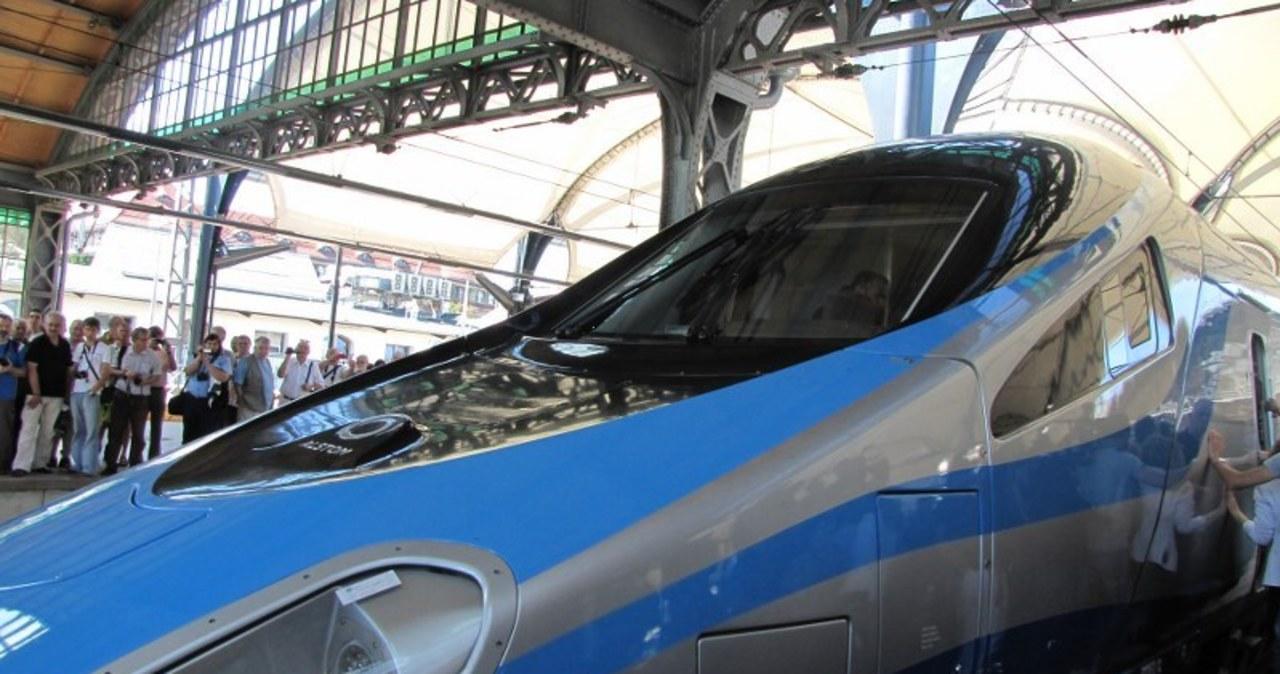 Tak wygląda superszybki pociąg: