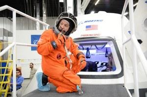 Tak wygląda wnętrze kapsuły kosmicznej Boeing CST-100