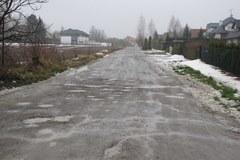 Tak wyglądają drogi na osiedlu w Lublinie