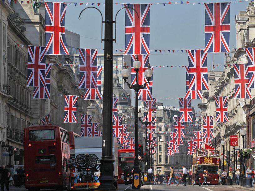 Tak wyglądają ulice Londynu przed uroczystością  /Getty Images/Flash Press Media