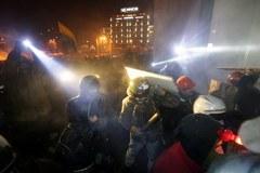 Tak wyglądał nocny szturm w Kijowie