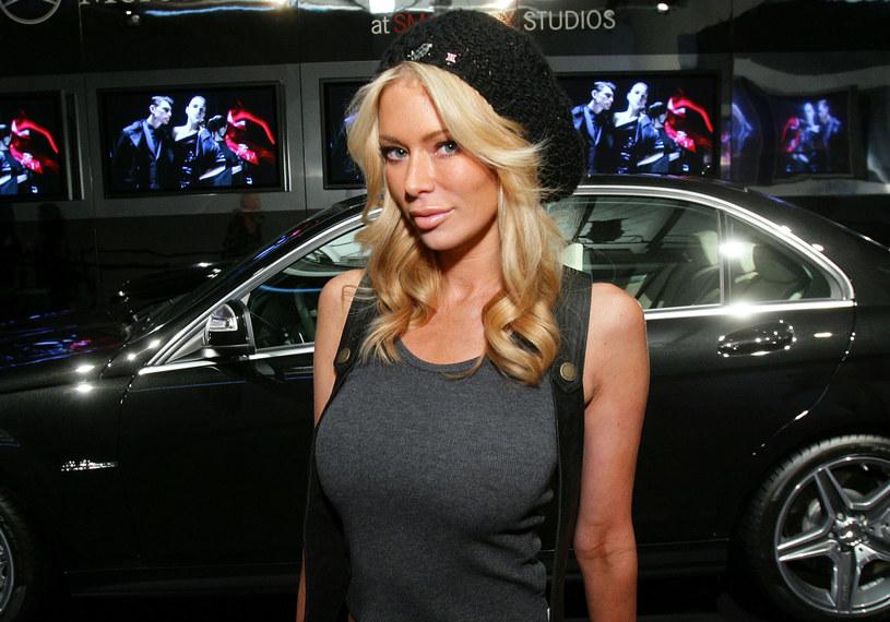 Tak wyglądała Jenna w 2008 roku /Getty Images