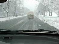 Tak wyglądały dzisiaj rano drogi Małopolski /RMF