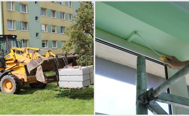 Tak zmieniamy dom dziecka w Olsztynie! Prace idą pełną parą