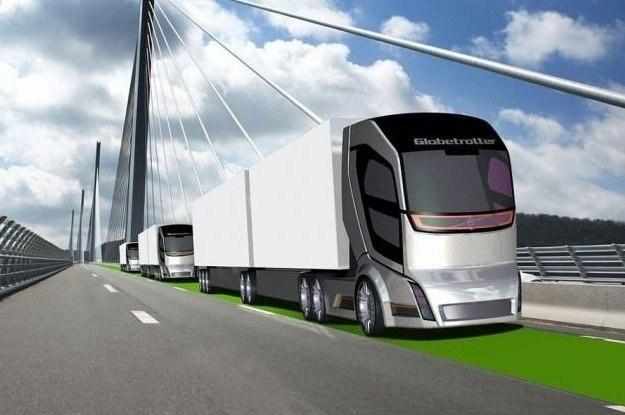 Taka będzie przyszłość transportu? /