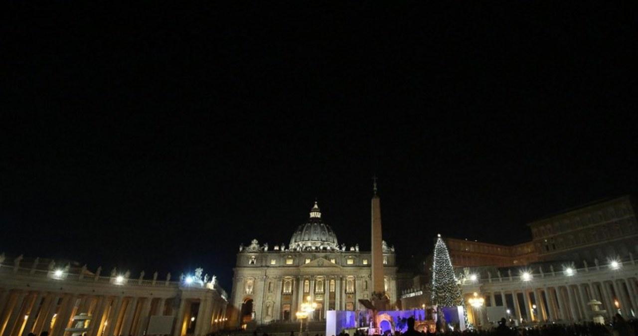 Taką choinkę ma Watykan!