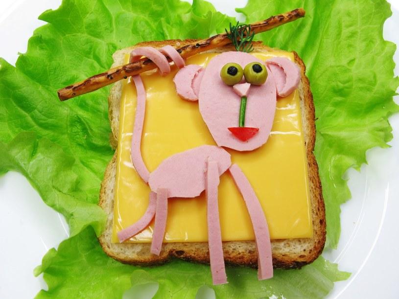 Taką kanapkę dzieci chętnie zjedzą /123/RF PICSEL
