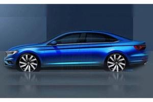 Taki będzie nowy Volkswagen Jetta?