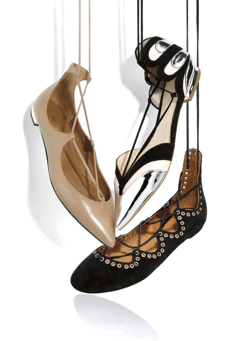 Taki fason butów pasuje prawie do wszystkiego /Twój Styl