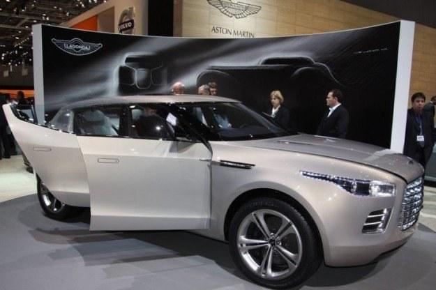 Taki miał być SUV Lagondy /INTERIA.PL