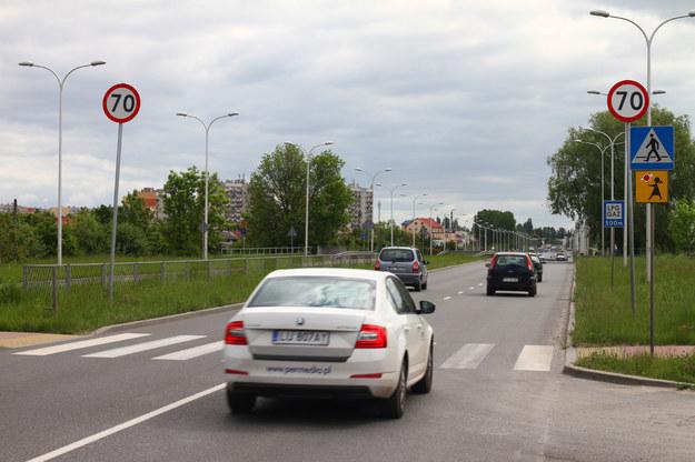 Taki widok czeka kierowców na ulicy Krakowskiej w Kielcach /