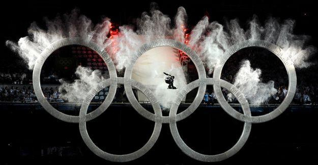 Takich igrzysk, jak te z Vancouver prędko nie zobaczymy. /AFP