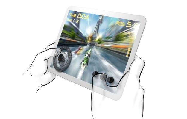 Takich kontrolerów brakuje posiadaczom tabletów i smartfonów /materiały prasowe