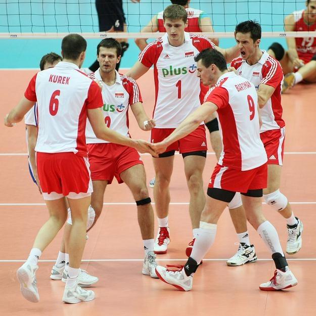 Takich momentów w grze Polaków z Iranem było za mało. /Informacja prasowa