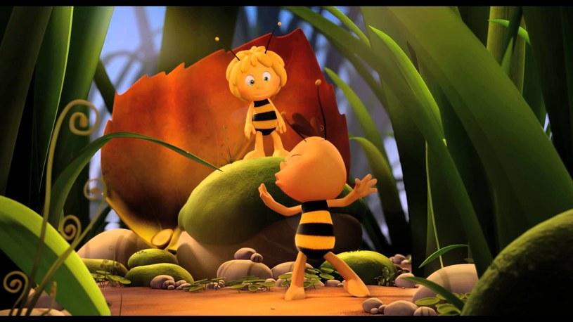 """Takich treści chyba nikt nie spodziewał się odnaleźć w """"Pszczółce Mai"""" /materiały prasowe"""