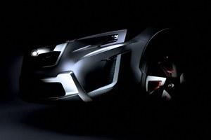 Takie będzie nowe Subaru XV?