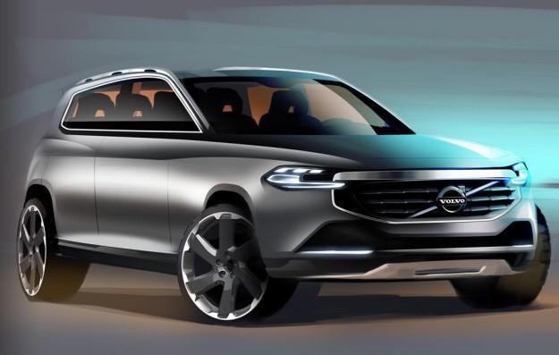 Takie będzie nowe Volvo XC90? /