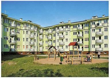 Takie osiedle TBS wybudowało już w Leśnicy /EchoMiasta_Wrocław