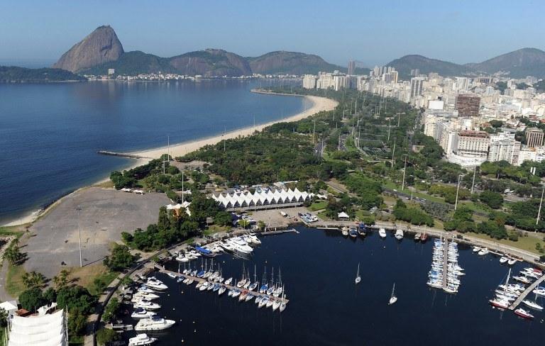 Takie Rio de Janeiro znamy z pocztówek /AFP