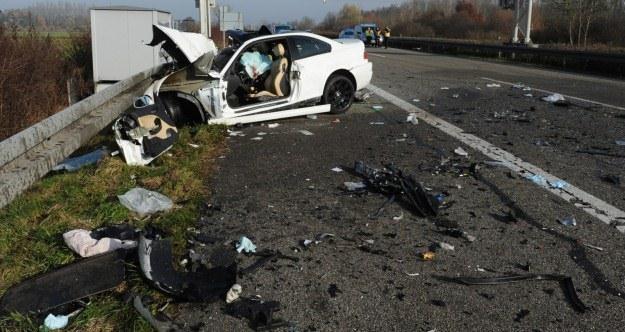 Takie wypadki nie są polską specjalnością. Wszędzie kończą się tragicznie /PAP/EPA