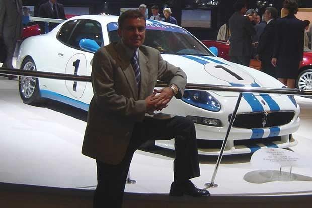 Takim pojazdem może startować Robert Kisiel w 2003 roku (kliknij) /INTERIA.PL