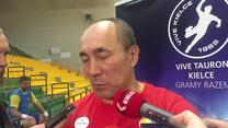 Tałant Dujszebajew: Dla nas każdy mecz to wyzwanie. Wideo
