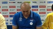 Tałant Dujszebajew po meczu z THW Kiel (32-21). Wideo