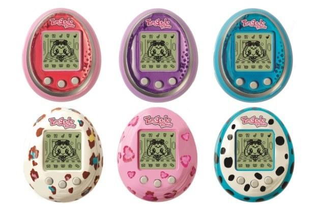 Tamagotchi Friends - nowa odsłona popularnych zabawek /materiały prasowe