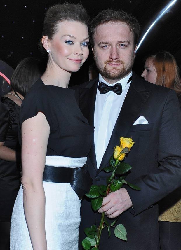 Tamara Arciuch i Bartek Kasprzykowski, fot. Andras Szilagyi  /MWMedia
