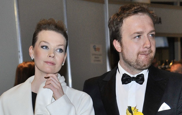 Tamara Arciuch i Bartek Kasprzykowski, fot. Jarosław Antoniak  /MWMedia