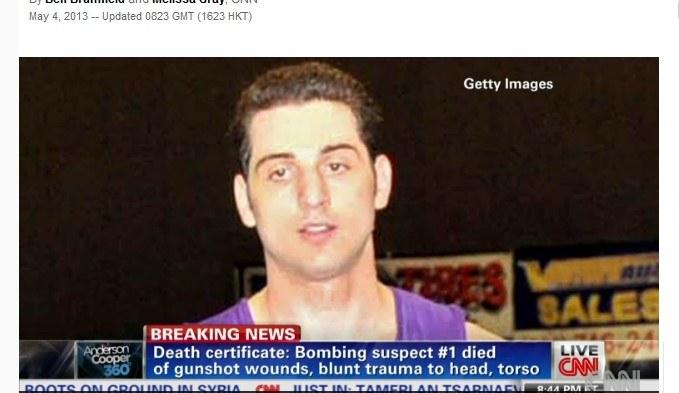 Tamerlan Carnajew /cnn.com /INTERIA.PL