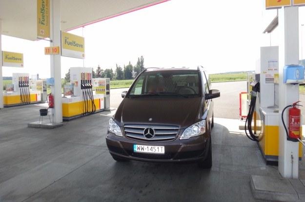Tankowanie w Czechach. 36,90 korony (6,35 zł) za litr oleju napędowego to czyste zdzierstwo /INTERIA.PL
