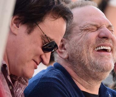Tarantino o Weinsteine: Wiedziałem tyle, że mogłem zrobić więcej