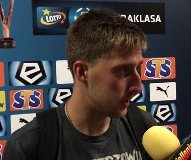 Taras Romanczuk po meczu z Koroną Kielce (3-2) - wideo