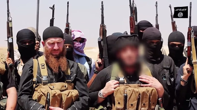 Tarchan Batiraszwili - jeden z liderów Państwa Islamskiego /AFP