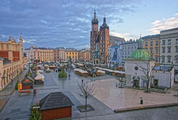Targi Bożonarodzeniowe na Rynku w Krakowie /123/RF PICSEL