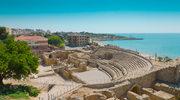 Tarragona. Plaże wśród starożytnych ruin