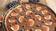 Tarta czekoladowo-orkiszowa