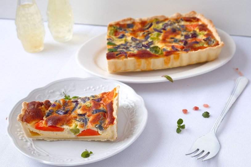 Tarta dla wegetarian /123RF/PICSEL